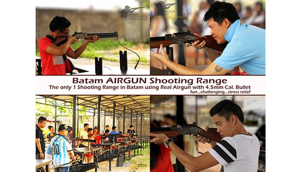 Batam: 4* Stay + Air Gun + Tour 10