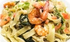 Vittoria Seafood and Grill - Sheepshead Bay: Italian Food at Vittoria Seafood & Grill  (50% Off)