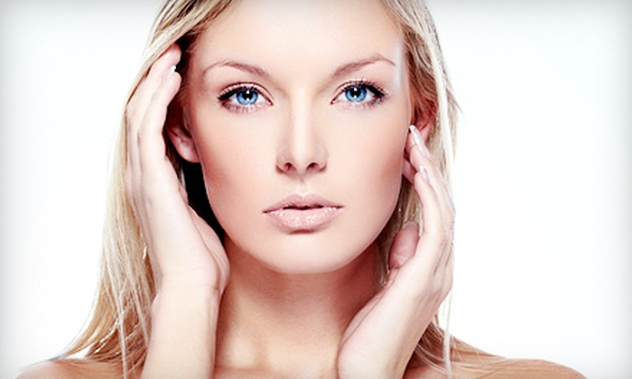 Newman Eye Center - Paradise Valley: One Milliliter of Restylane or Perlane or 50 or 100 Units of Dysport at Newman Eye Center (Up to 62% Off)