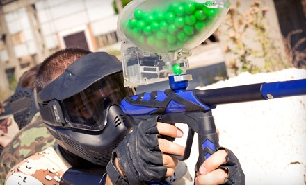 Paintball Package for 1 (a $30 value) - The Paintball Zone in Waterford