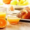 Deluxe-Frühstück für Zwei