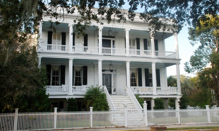Walking History or Ghost Tour for Two or Four from Beaufort Tours LLC (Up to 56% Off)