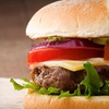 Up to 54% Off Burgers at HeyDayz