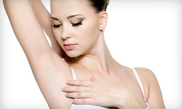 Spa Fit Northport - Fort Salonga: Six Laser Hair-Removal Treatments on a Small, Medium, Large, or Extra-Large Area at Spa Fit Northport (Up to 73% Off)