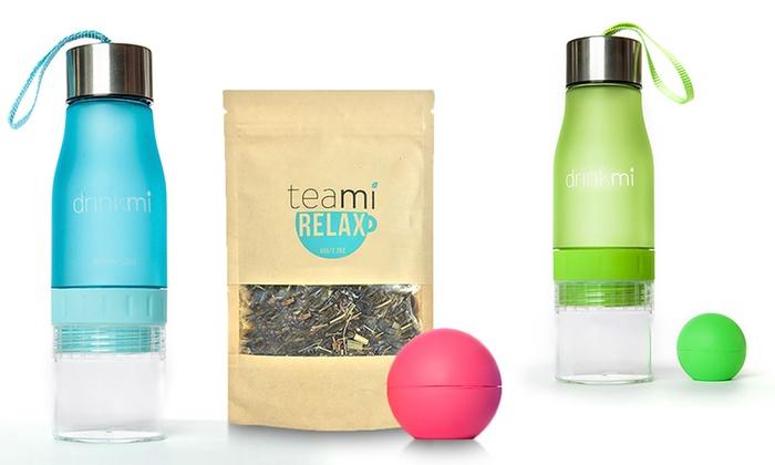 detox water bottles iceballs tea groupon goods. Black Bedroom Furniture Sets. Home Design Ideas
