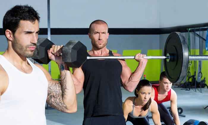 CrossFit Andover - Andover: One Month of Unlimited CrossFit Classes for One or Two at CrossFit Andover (Up to 76% Off)
