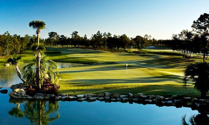 Juliette Falls Golf Club - Dunnellon: All-Day Golf Package for One or 18-Hole Round of Golf for Four at Juliette Falls Golf Club (Up to 54% Off)