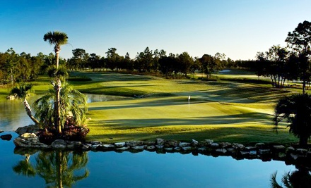 All-Day Golf Package for One or 18-Hole Round of Golf for Four at Juliette Falls Golf Club (Up to 54% Off)