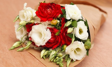 Flower Bouquets from Bloom2Bloom (30% Off). Three Options Available.