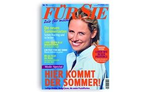 King Media GmbH: 3 Monate SÜR SIE im Abo lesen + 25 € Amazon Gutschein erhalten