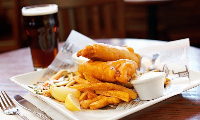 Jamieson's Irish House & Grill - Dartmouth: $15 for $30 Worth of Irish Fare at Jamieson's Irish-House & Grill (Half Off)
