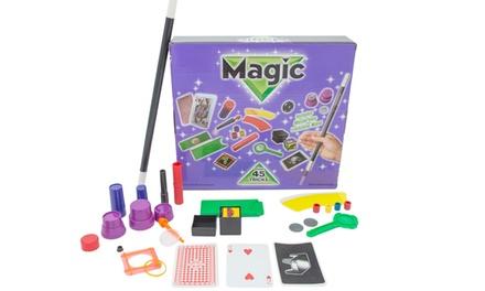 Doos met 45 magische trucs