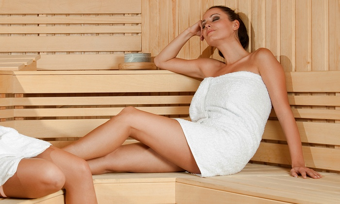 Bardos Massage and Wellness - The Wellness Studios at Courthouse Commons: 3, 5, or 10 45-Minute Infrared Sauna Sessions at Bardos Massage and Wellness (Half Off)