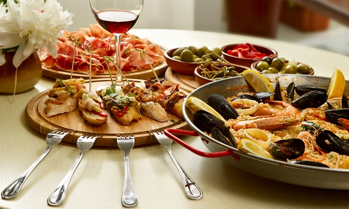 Casa Milagro - Johannesburg: Spanish Tapas Platter for up to Six People at Casa Milagro