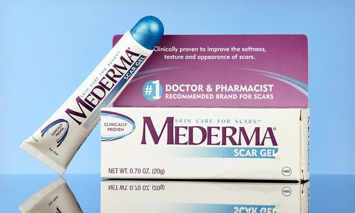 Mederma Advanced Scar Gel: $5.99 for a 0.7-Oz. Tube of Mederma Advanced Scar Gel ($24.99 List Price)