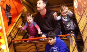 Family Fun Fest: Family Fun Package for Four or Admission for a Child or Adult at Family Fun Fest on February 13 (Up to 50% Off)
