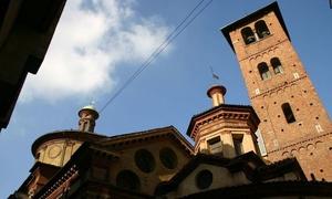 Santa Maria presso San Satiro, visita guidata Milano: Visita alla chiesa Santa Maria a San Satiro Milano dal 28 gennaio al 25 febbraio con Milanoguida (sconto fino a 34%)