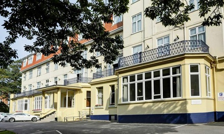 Bournemouth: 1- or 2-Night Stay with Breakfast and Dinner
