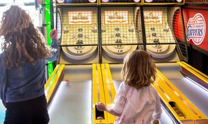 Mission Beach Attractions: Unlimited Attractions Bands for One, Two, or Four at Belmont Park (Up to 85% Off)