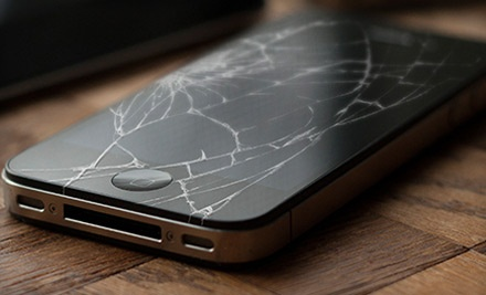 iPhone or iPad Screen Replacement at Hardware Project (Up to 51% Off). Four Options Available.