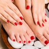 Up to 44% Off Mani-Pedis at Gente Spa Laser Center