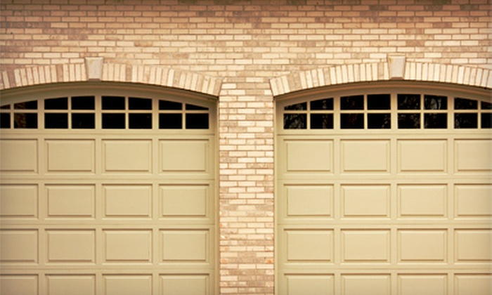 Tarrant County Door & Gate - North Richland Hills: $29 for Garage-Door Tune-Up and Inspection from Tarrant County Door & Gate ($69 Value)