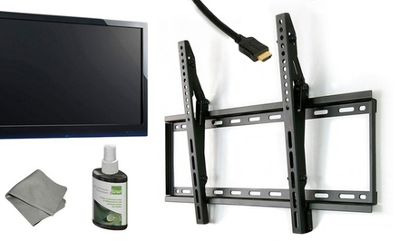 Fino TV-Mounting Kit with HDMI Cable. Multiple Models Available.