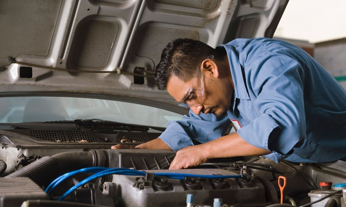 Hillcrest Automotive Services - Suitland - Silver Hill: Vehicle Maintenance Winter Checkup with Option for Oil Change at Hillcrest Automotive Services (Up to 77% Off)