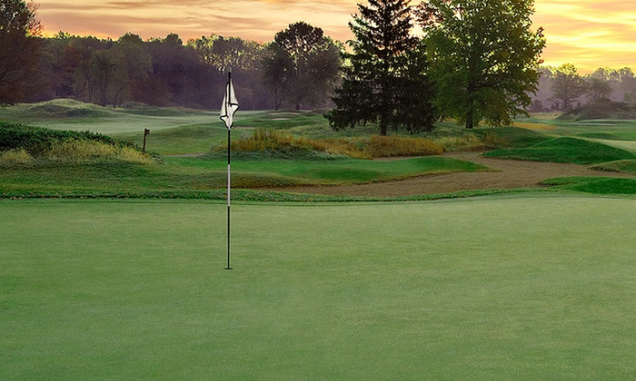 Old York Country Club - Chesterfield: 18-Hole Round of Golf and One-Day Membership for One, Two, or Four at Old York Country Club (Up to 58% Off)