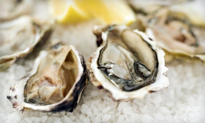 Caffe Regatta Oyster - Pelham: $25 Worth of Mediterranean-Style Seafood
