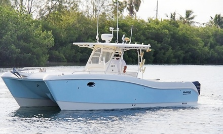 $475 for a Four-Hour Fishing Trip for Up to Six from 5 STAR Sportfishing Charters ($950 Value)