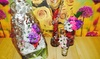 Lexy's Party Favours - Humberlea: $39 for $70 Towards 3 Piece Hand Crafted Vase Set, With Flowers.
