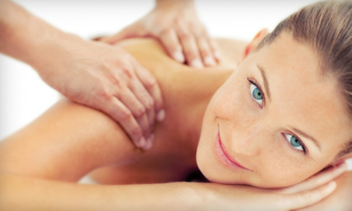 Touch Massage - Pico - Robertson: 60-Minute Massage, 60-Minute Facial, or Both at Touch Massage (Up to Half Off)