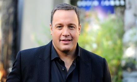 Kevin James at US Cellular Center Asheville on October 28 at 8 p.m. (Up to $ Off)