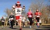 The Ugly Sweater Run - Old West Lawrence: $20 for The Ugly Sweater Run 5K on Saturday, December 14 (Up to $39 Value)