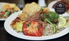 Dimassi's Mediterranean Buffet - Multiple Locations: Buffet Meal for Two or Four at Dimassi's Mediterranean Buffet (Half Off)