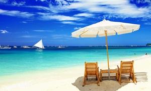 Stella Marina: Ingresso in spiaggia con ombrellone e sdraio per 2 o 4 persone al Stella Marina (sconto fino a 47%)