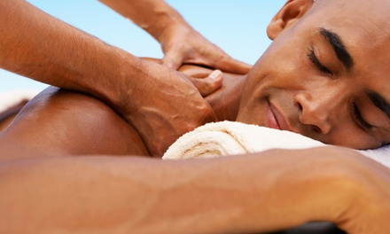 One 50- or 80-Minute Massage, or Two 50-Minute Massages at Jacksonville Massage Suite (Up to 54% Off)