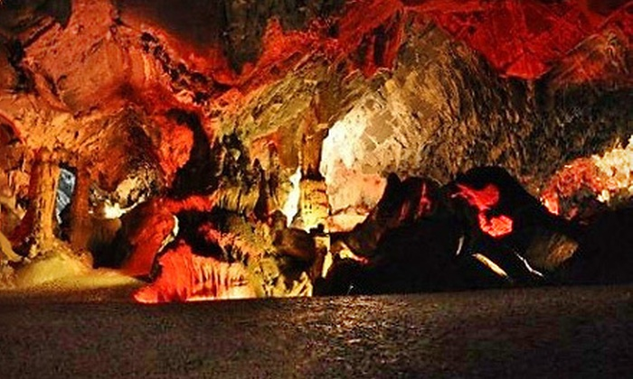 Indian Caverns - Spruce Creek: Guided Cave Tour for Two or Four at Indian Caverns in Spruce Creek (Up to 58% Off)