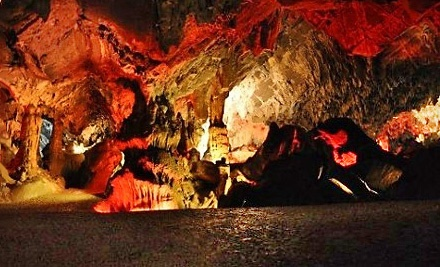 2 Tickets to a Guided Cave Tour - Indian Caverns in Spruce Creek