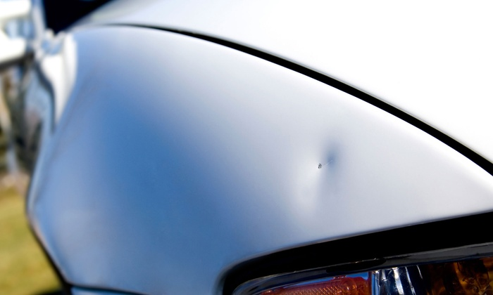 Auto Dent Specialists - Burnsville: $39.99 for Hail-Damage Repair and a Car Wash at Auto Dent Specialists (Up to $500 Value)