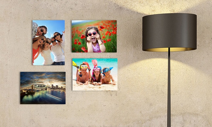 """Picture it on Canvas: $5 for 7""""x10"""" Metal Print from Picture It On Canvas ($65 Value)"""