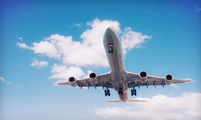 Houston Family Transportation - The Villages At Brookmont: One-Way Airport Transfer for Up to Two to or from Airport from Houston Family Transportation (Up to $60 Value)