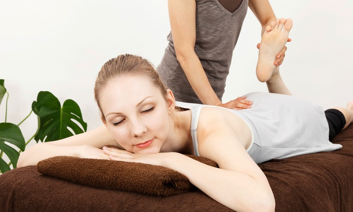 Red Mountain Chiro-Med - Falcon Field: 60-Minute Massage with Two or Three Chiropractic Adjustments at Red Mountain Chiro-Med (Up to 92% Off)