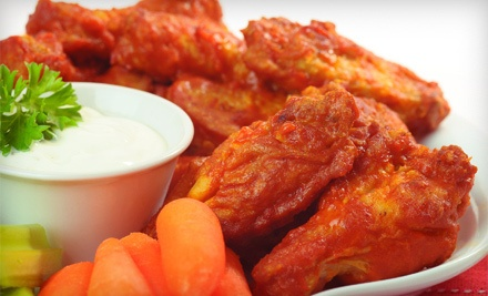 Wing Meal for 2 (a $26 value) - Legends Pub & Restaurant in Richmond