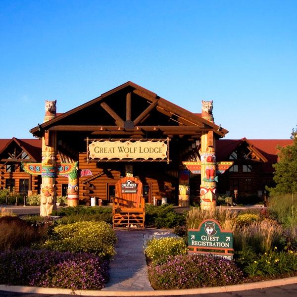 Great Wolf Lodge Niagara Falls - Niagara Falls, ON