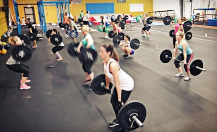 $39 for 10 CrossFit Foundation Sessions with a Private Intro Session at CrossFit I35 ($190 Value)