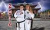 Mueller's Tri-Valley ATA Black Belt Academy - Pleasanton: Four Weeks of Unlimited Martial Arts Classes at Mueller's Tri-Valley ATA Black Belt Academy (63% Off)