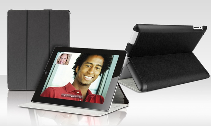 Merkury Smart Snap Portfolio Case for iPad: $6.99 for a Merkury Smart Snap Portfolio Case for iPad (M-IP3FL10) ($39.99 List Price). Free Returns.