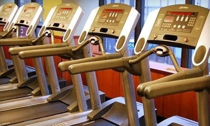 Boom Fitness - Multiple Locations: $45 for a Fitness Package with 45-Day Membership and Three Personal-Training Sessions at Boom Fitness ($405.22 Value)